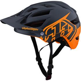 Troy Lee Designs A1 Mips Helmet classic tangelo/marine
